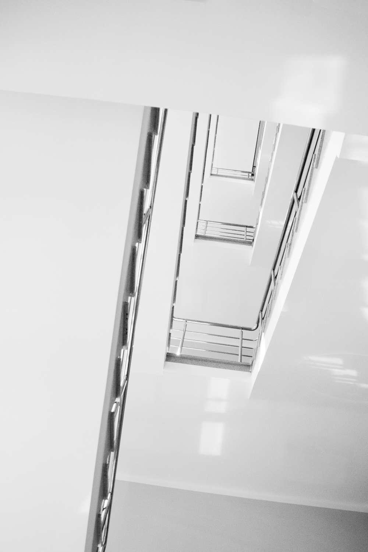 Escaleras edificio
